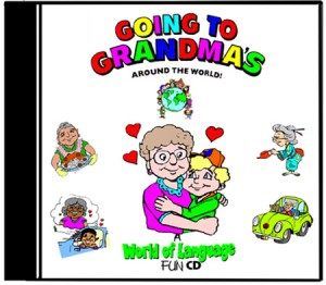 Going to Grandmas CD