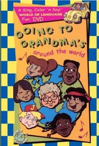 Going to Grandmas DVD
