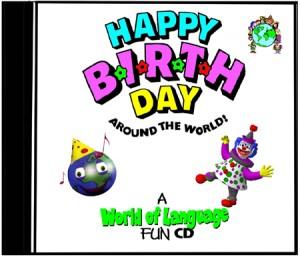 Happy Birthday CD
