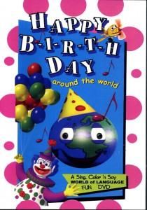 Around the World: Happy Birthday DVD