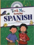 Teach Me Everyday Series: Spanish